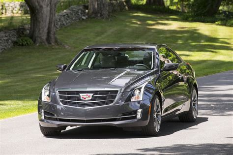 2018 Cadillac Ats Coupe Photos Specs Engines Reveal