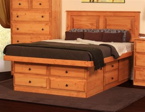 size bed with drawers pine wood size box bed with drawers bed headboards