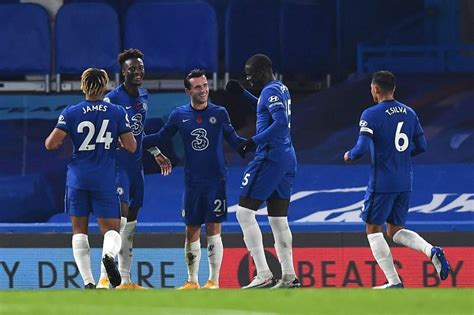 Chelsea 4-1 Sheffield United: Chelsea player ratings as ...