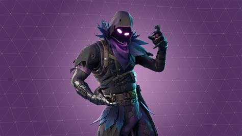 Fortnite Raven Skin Wallpaper Background 63808 3840x2160px
