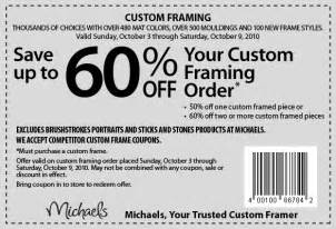 michaels custom framing coupon 2017 2018 best cars reviews