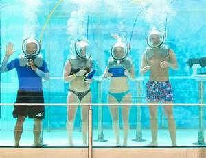 Bar A Oxygene : le premier bar oxyg ne sous marin au monde art de vivre l actualit ~ Medecine-chirurgie-esthetiques.com Avis de Voitures