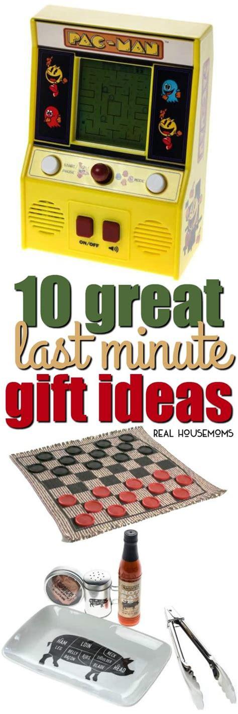 10 great last minute gift ideas real housemoms
