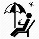 Icon Relax Vacation Icons Library Svg Syllabus