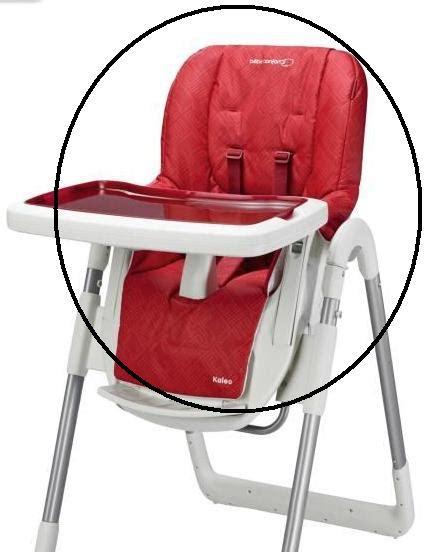 housse de chaise haute bebe housse de chaise haute oméga bébé confort les bébés du