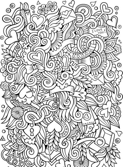 Kleurplaat Moeilijk Aapjes by Kleurplaat Moeilijk Volwassenen 60 Kleurplaten Voor
