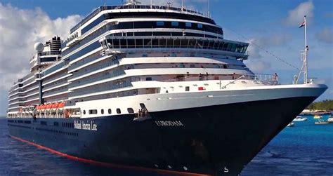 Holland America Line's Ms Eurodam Cruise Ship Receives