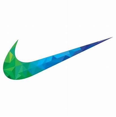 Nike Cool Transparent Behance Geometric Pngio John