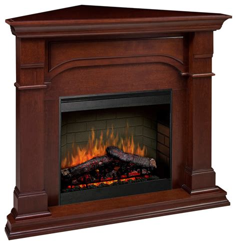 Dimplex Oxford Corner Electric Fireplace Contemporary