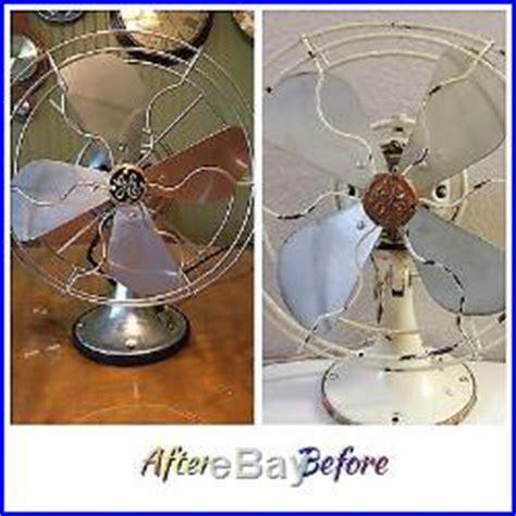 antique desk fan restoration antique 1930 ge 10 general electric desk fan restored
