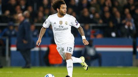 Brazil omit injured Marcelo & Marquinhos for qualifiers