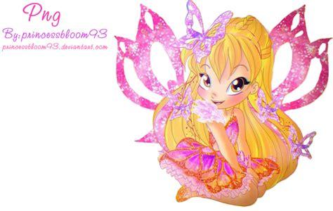 Winx Club Stella Baby 7 Season By Princessbloom93 On