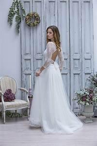 Robe De Mariage Champetre : robe de mari e marie laporte 2014 ~ Preciouscoupons.com Idées de Décoration