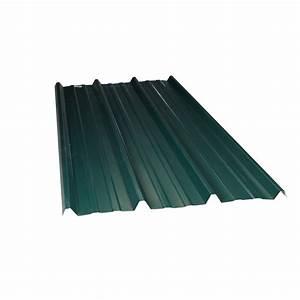 2 X 2 M Matratze : plaque acier galvanis vert x 2m leroy merlin ~ Markanthonyermac.com Haus und Dekorationen