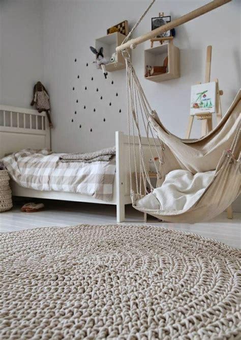 hamac pour chambre 63 idées avec une balançoire pour votre salon