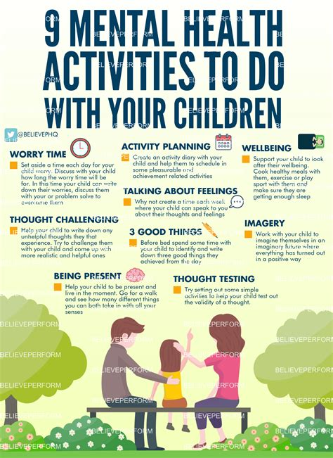 9 mental health activities to do with your children the 354 | 9 mental health activities to do with your children copy