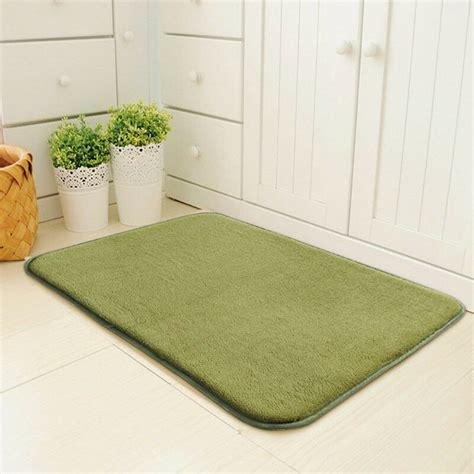 Indoor Doormat by New Doormats Solid Color Door Mats Rectangle Indoor