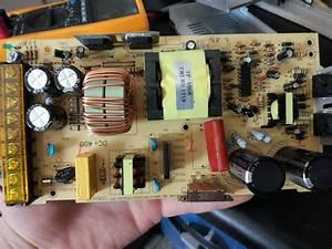 Modifing A Tl494 Smps Current Limiting