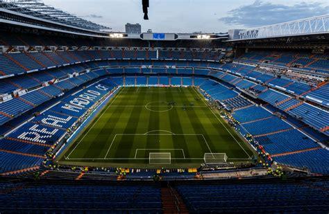 Real Madrid get the green light for €400 million Bernabeu ...