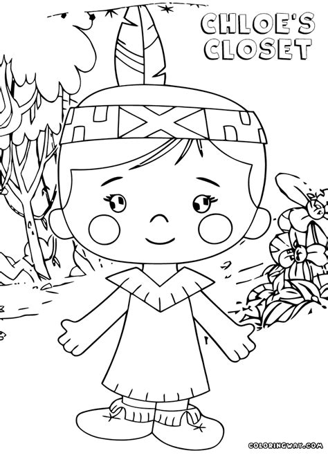 chloes closet coloring pages coloring pages
