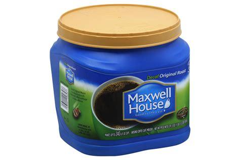 Maxwell House Decaf Original Roast Ground Coffee 29.3 Oz Peet's Coffee Japan Union Station Lafayette South Starbucks Gajah Mada Kota Semarang Jawa Tengah Hawaii Black Origin Navy Yard