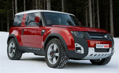 2018 Land Rover Defender Pictures Release Date News Price