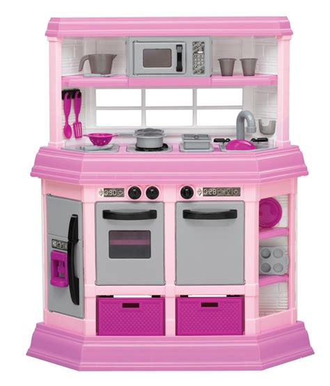 toddler kitchen playset american plastic deluxe custom kitchen review