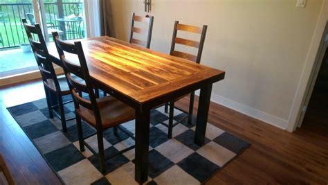 table cuisine sur mesure table de cuisine en bois table de cuisine sur mesure de