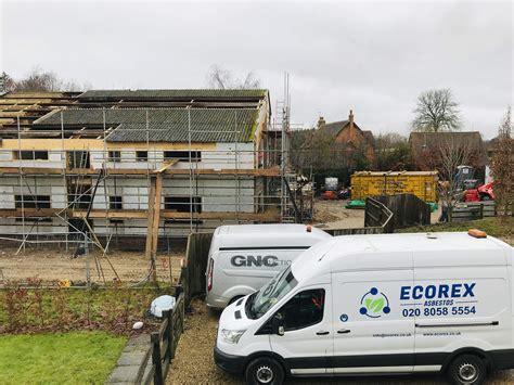 asbestos removal london asbestos contractor greater london