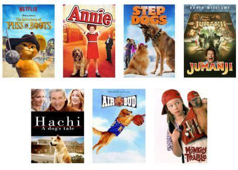 animal movies  kids  netflix