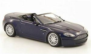 Aston Martin Miniature : aston martin v8 roadster miniature bleu sondermodell mcw 2008 minichamps 1 43 voiture ~ Melissatoandfro.com Idées de Décoration