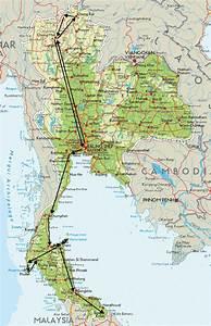 khao san road bangkok map Quotes