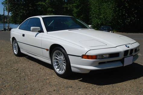 Buy Used 1995 Bmw 840ci With Only 45,160 Miles. In