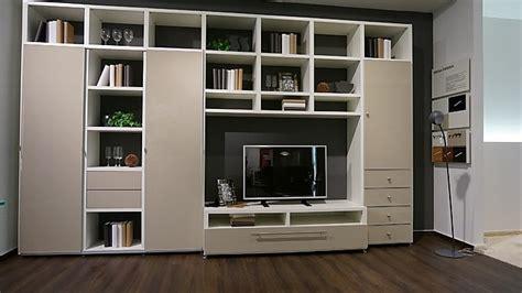 wohnwaende wohnkombination mega design wohnwand huelsta