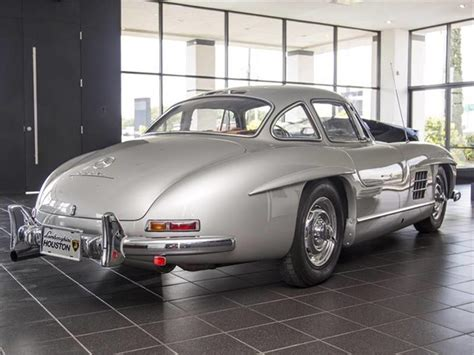 Who want sell the car also. 1955 Mercedes-Benz 300SL Gullwing Coupe for Sale | ClassicCars.com | CC-892263