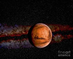 Planet - Mars - The Red Planet by Paul Ward | The Planets ...