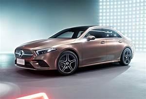 Mercedes Classe A 2018 : 2019 mercedes benz a class sedan leaks online update performancedrive ~ Medecine-chirurgie-esthetiques.com Avis de Voitures
