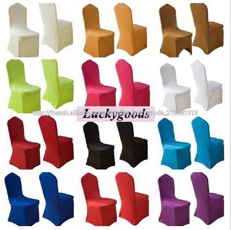 housse de chaise spandex pas cher coloré chaise de spandex pas cher couvre pour les mariages