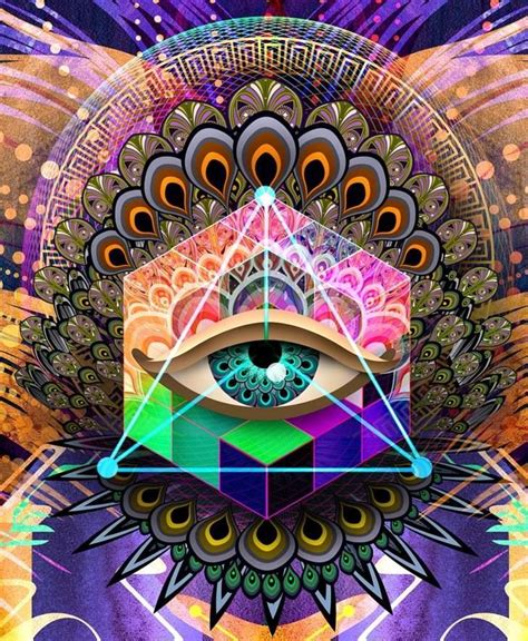 Artsy Trippy Cool Iphone Wallpapers by Trippy Illuminati Wallpaper Wallpapersafari