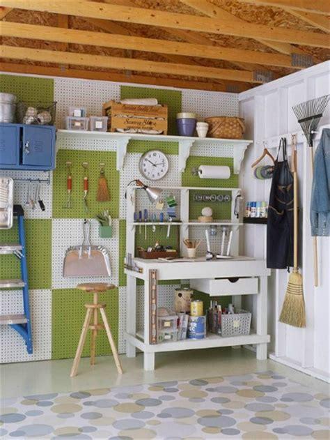garage peg board garage organization a garage pegboard momhomeguide