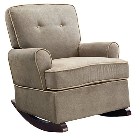 baby relax the tinsley nursery swivel glider chair dealtrend