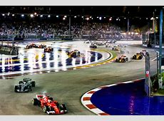 Singapore F1 Formula 1 Night Race Singapore Grand Prix