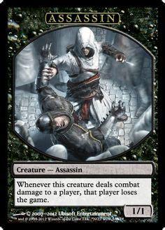 mtg assassin token deck 1000 images about token on merfolk magic the