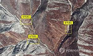 North Korea is digging a new tunnel underground in the ...