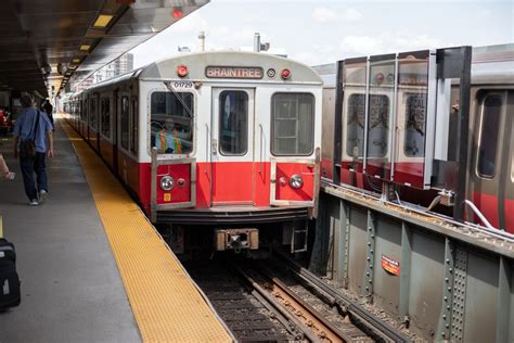 Red Line service improved enough for MBTA to end extra ...