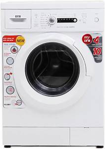 Ifb 6 Kg Fully Automatic Front Load Washing Machine White Price In India