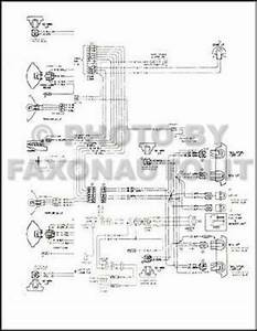 1975 Chevy El Camino Gmc Sprint Wiring Diagram Chevrolet