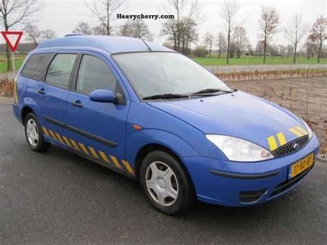 ford focus wagon van td airco bj   box type