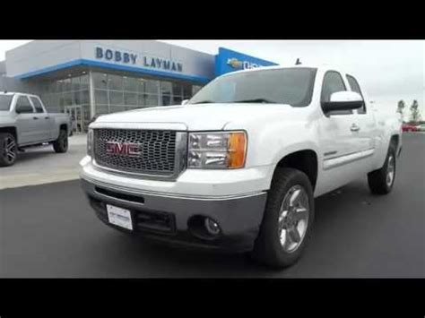 2013 Gmc Sierra 1500 Review  Used Car Search At Bobby