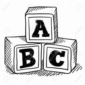 Abc Blocks Clipart Many Interesting Cliparts